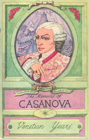 The Memoirs of Jacques Casanove de Seingalt