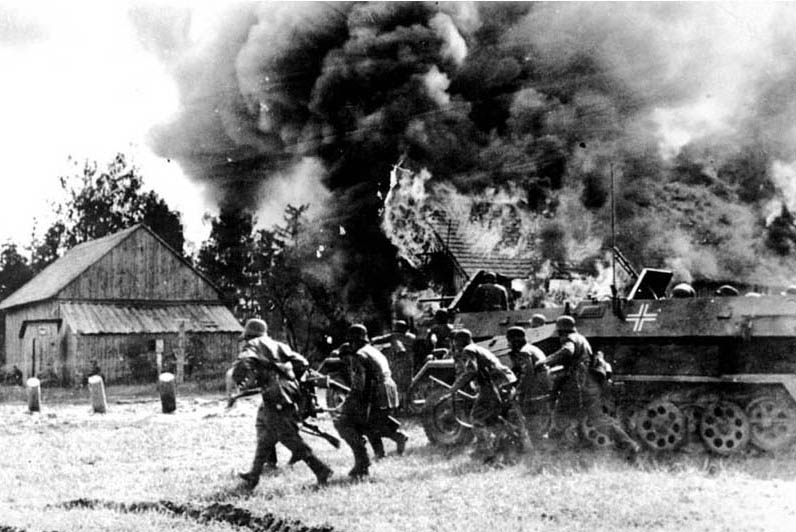 German Army Operation Barbarossa