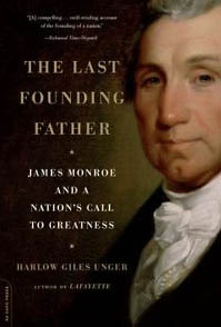 James Monroe Dust Jacket
